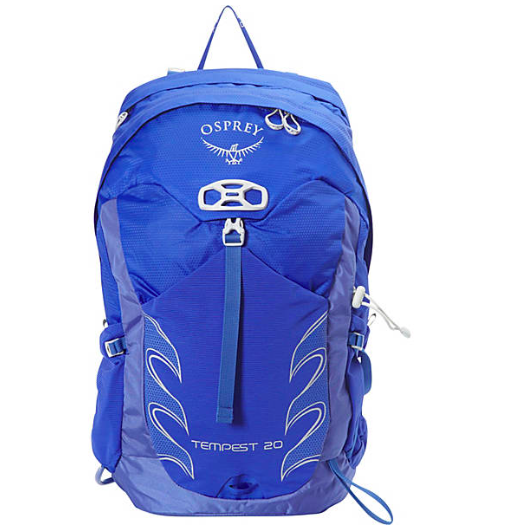 OSPREY TEMPEST 20 HIKING BAG - THIS IS A GREAT BAG FOR BEGINNERS AND INTERMEDIATE HIKES!WAS $110, NOW $81.99