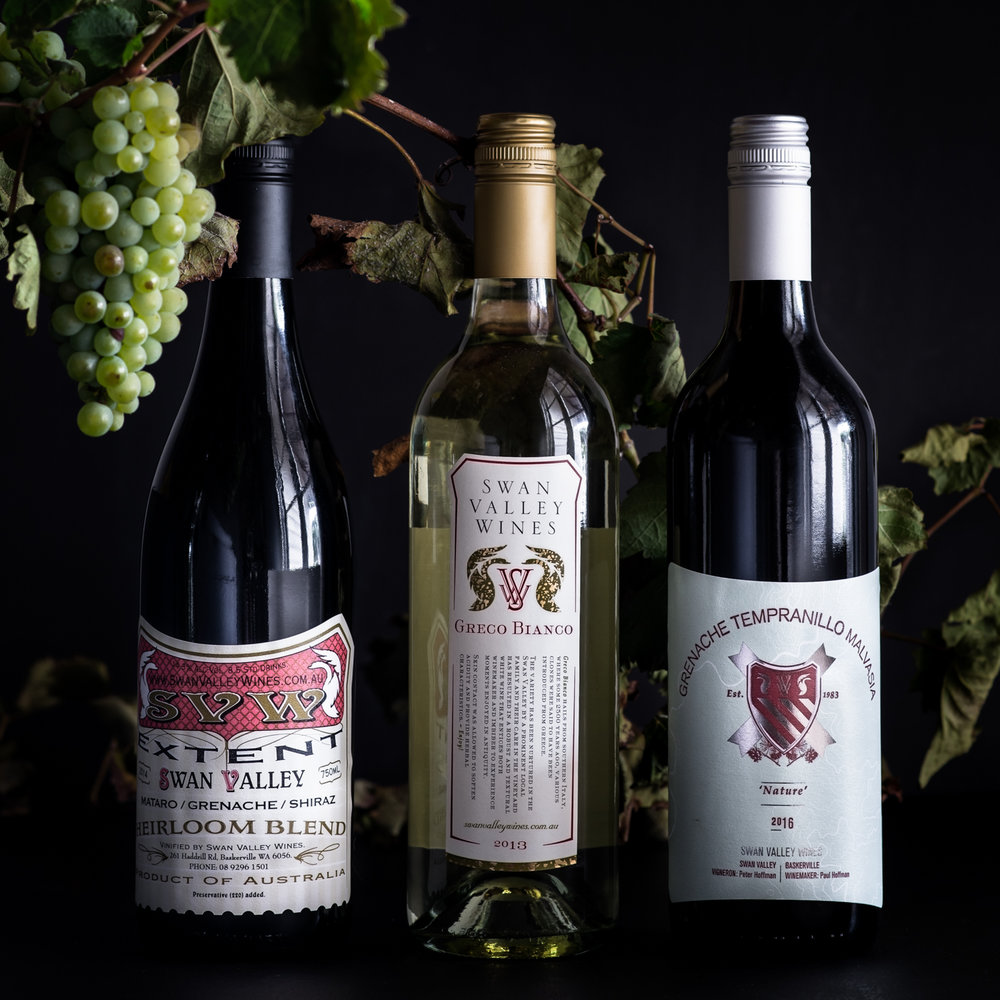 Swan Valley wines by @foragedphotography