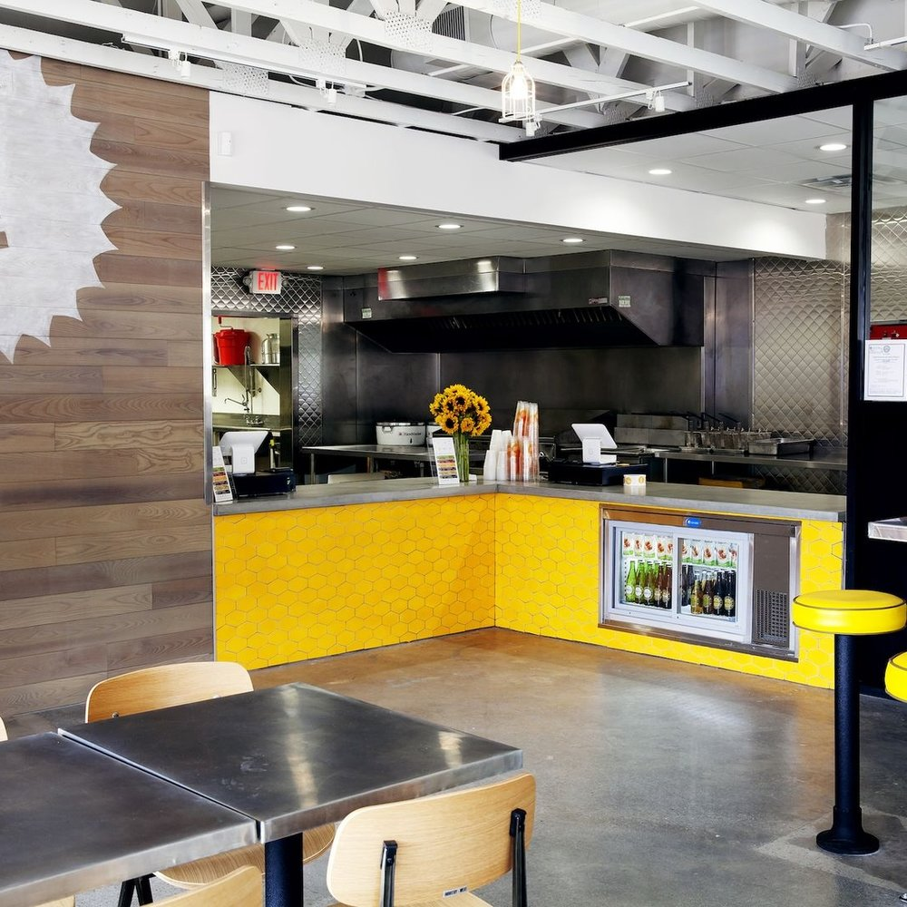 GUSTO! - Analysis of the customer experience of an fast casual chain,mapping flow to optimize for future drive-through application.