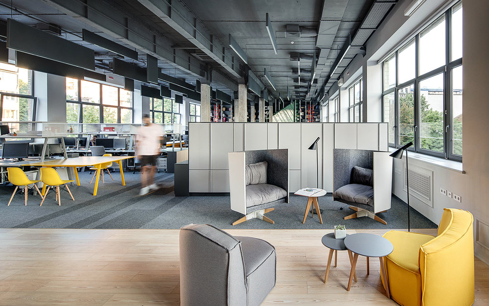 ARCHIMATIKA OFFICE  / architecture firm, 450 sq. m, Kyiv