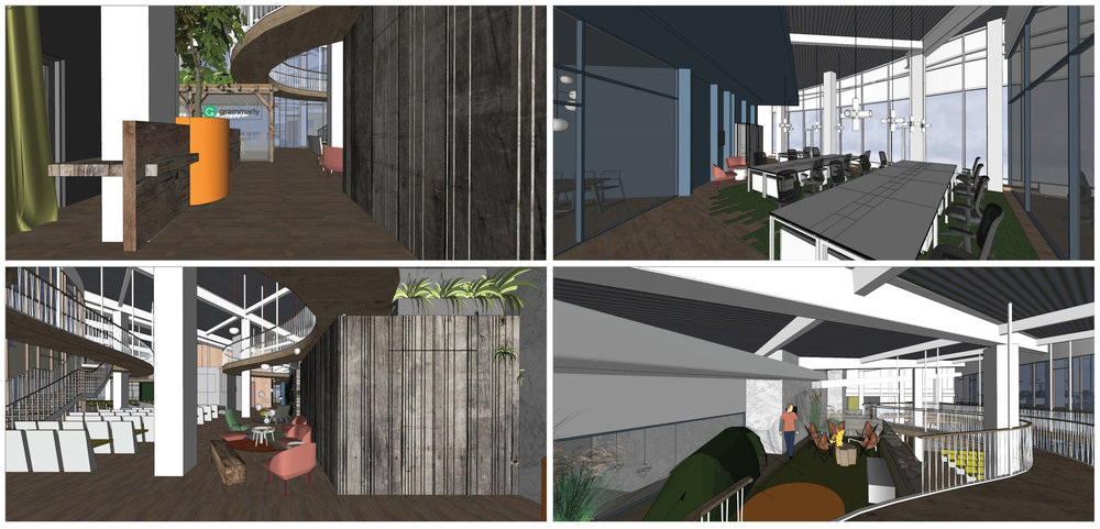 SketchUp visualization
