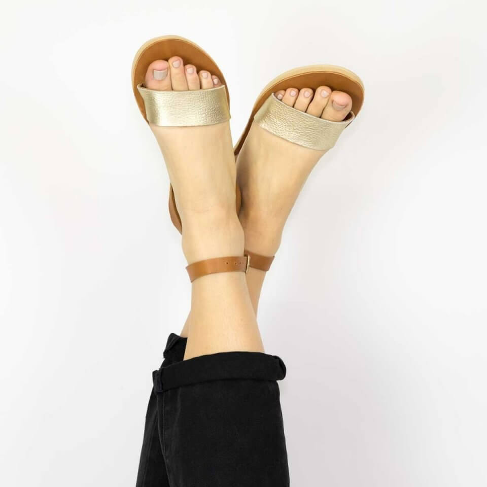 Chic and Practical  - You can literally wear these anywhere, anytime, at any place, well probably besides Alaska or anywhere else that's cold. Another plus, they're super comfortable.