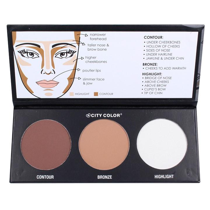 Contour - This is a powder base, similar to Meghan's. You also can't beat the $6.99 price!Contour Palette