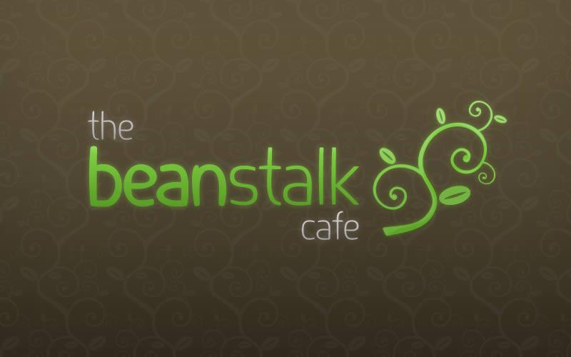 The Beanstalk Cafe Logo