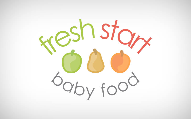 Fresh Start Baby Food Logo