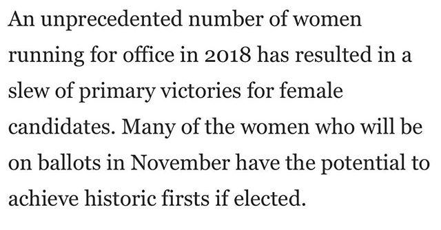 Just a reminder... . . . . #gooutandvote  #voteforwomen  #votedemocrat  #stopthepatriarchy  #lgbtq🌈  #letyourvoicebeheard  #november6  #votethemout