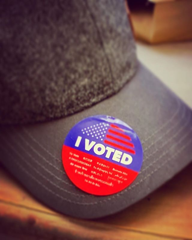 Vote! . . . . #cheatdaypodcast  #vote  #votethemout  #letyourvoicebeheard  #useyourvoice  #humanrights  #lgbtq🌈  #votolatino