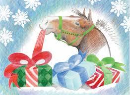 Christmas gift ideas for horses