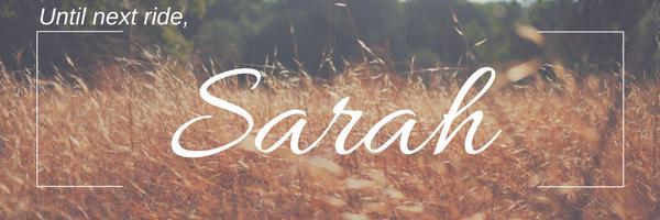Sarah Gallagher Equestrian Movement