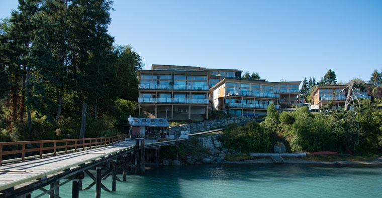 Harbourside Cohousing, Sooke, B.C.