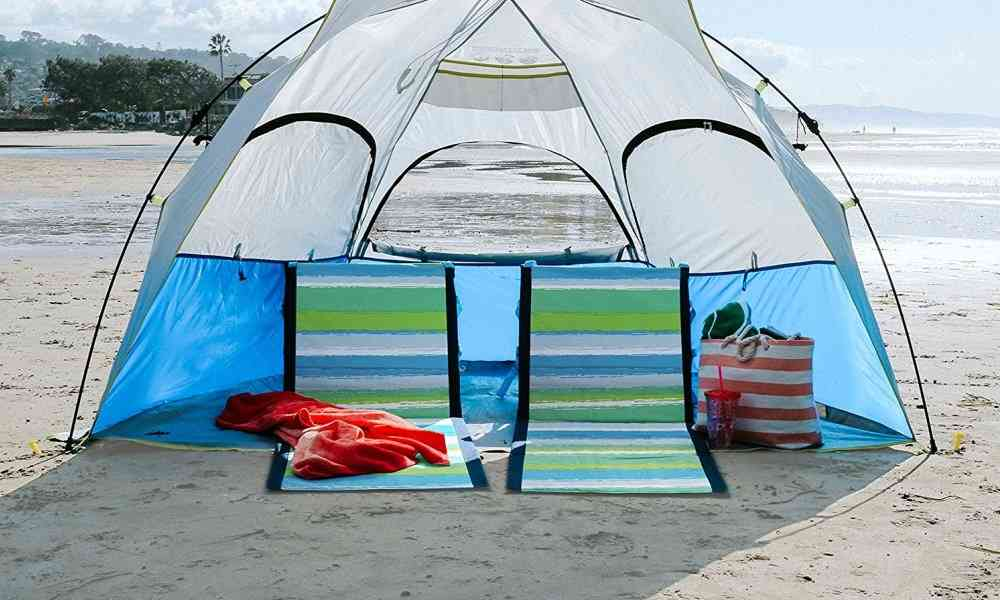 The Must Have Lightweight Beach Lounger With Adjustable Back Rest U2014 Seaside  Wisdom | Beach Chairs