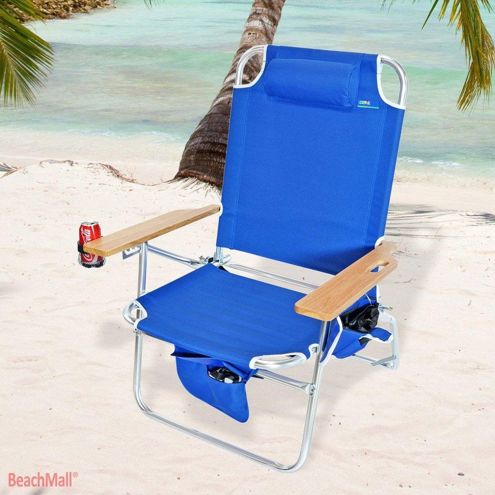 BeachMall Big Jumbo XL Aluminum Beach Chair.jpg & Best Beach Chair for Heavy Person 500 lbs - XL Beach Chair Review ...