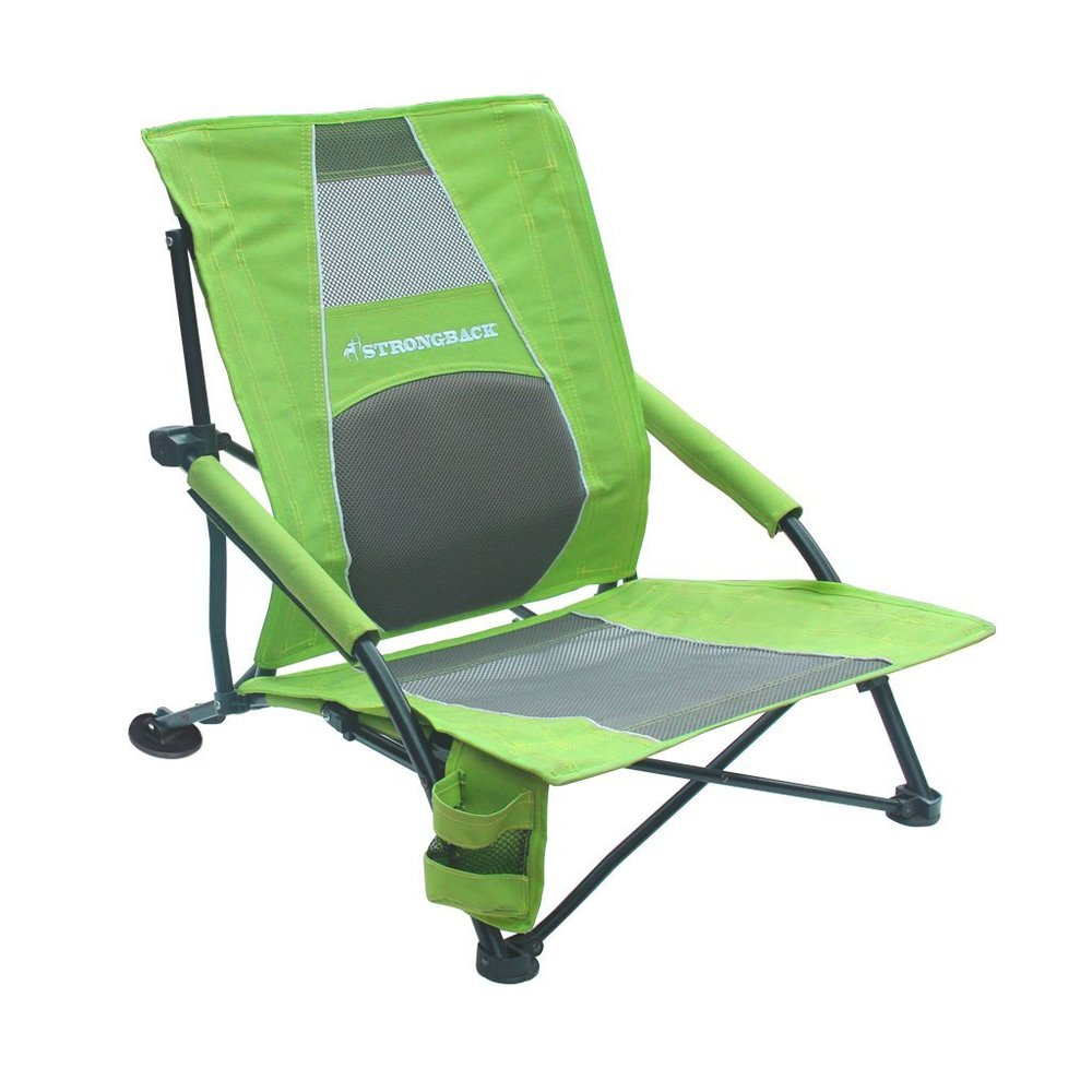 STRONGBACK Low Gravity Beach Chair with Lumbar Support.jpg