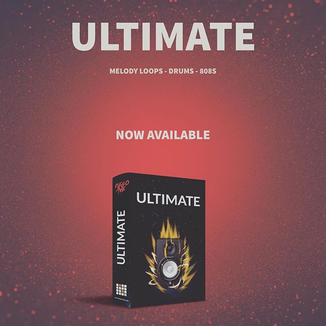 🏆 New Kit 🏆 Ultimate ••••••• 🎹 I'm excited announce Ultimate the latest release from TheProducerKit.Com created by @diegoave ••••••• 🎧 To hear demos visit TheProducerKit.com (link in bio) •••••••