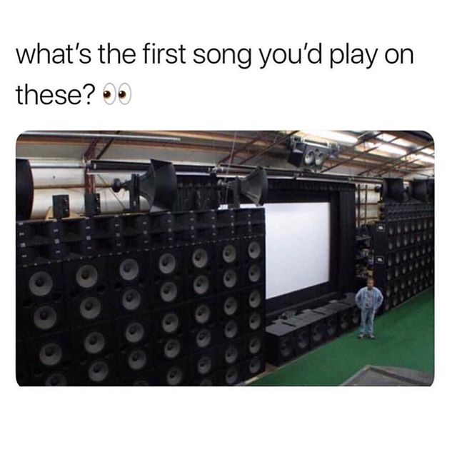 🤔🤔What song would you play??🤔🤔