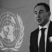 Irakli BERIDZE  Head of the Centre for Artificial Intelligence and Robotics, United Nations, UNICRI.
