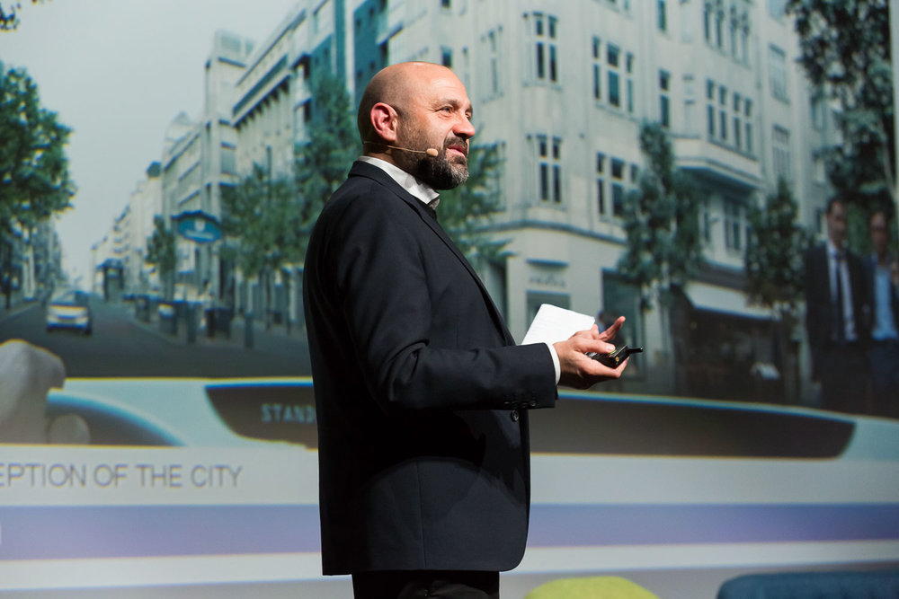A.WAY Smart City  Juergen H. Mayer - Architect