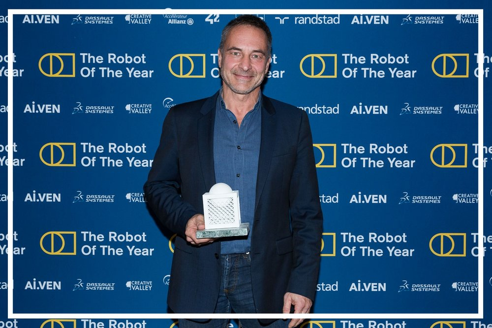 The Robot Of The Year 2018Wandercraft - Jean Louis ConstanzaCo-Founder & Chief Business and Clinical Officer at Wandercraft