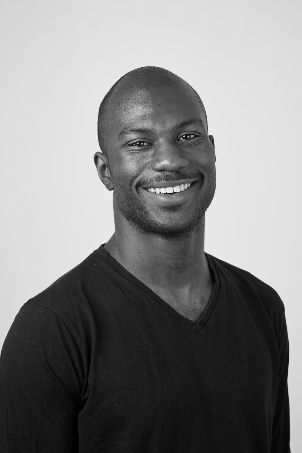 Folu Odimayo  was born in Lagos, Nigeria and brought up in Sutton, South west London, where he started his journey into dance at the Glenthorne High School for Performing Arts where he was a member of the AD1 youth dance company. Odimayo continued his training in 2013 when he joined The Place CAT scheme, whilst also becoming a member of the National Youth Dance Company under the guest artistic directorship of Akram Khan and Sidi Larbi Cherkaoui.  In 2015 Odimayo moved to Leeds where he attained his BPA (Hons) from the Northern School of Contemporary Dance. During his time at NSCD Odimayo worked with several choreographers such as Gary Clarke, Deed, Fernanda Prata and Francessco Scavetta.  As a freelancer Odimayo has worked with Joe Moran, Tribe// dance company, Gavin Coward's Paradox Pictures and Michael Keegan Dolan.