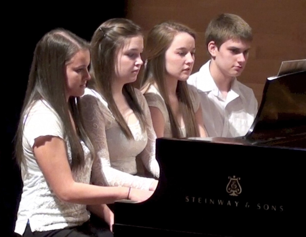 The High School Years - Many of my students continue lessons well into high school. Some teens are extremely motivated to work on high level repertoire and examinations. Others use music to relax and choose to play popular and contemporary. It's a unique path for everyone. I enjoy helping my older students look back on their years of music lessons with pride and to look ahead at how music will be in their lives as adults.