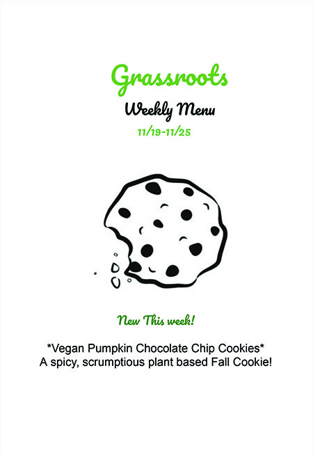 Click the image to view this week's menu!