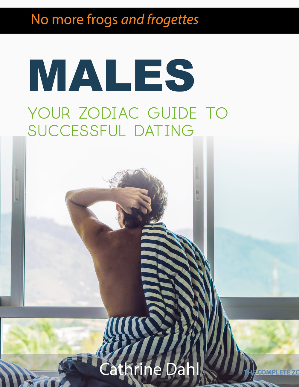 Your  guide to The Males -  Silent and mysterious or outgoing and energitic...? There is much more to the man than what meets the eye.