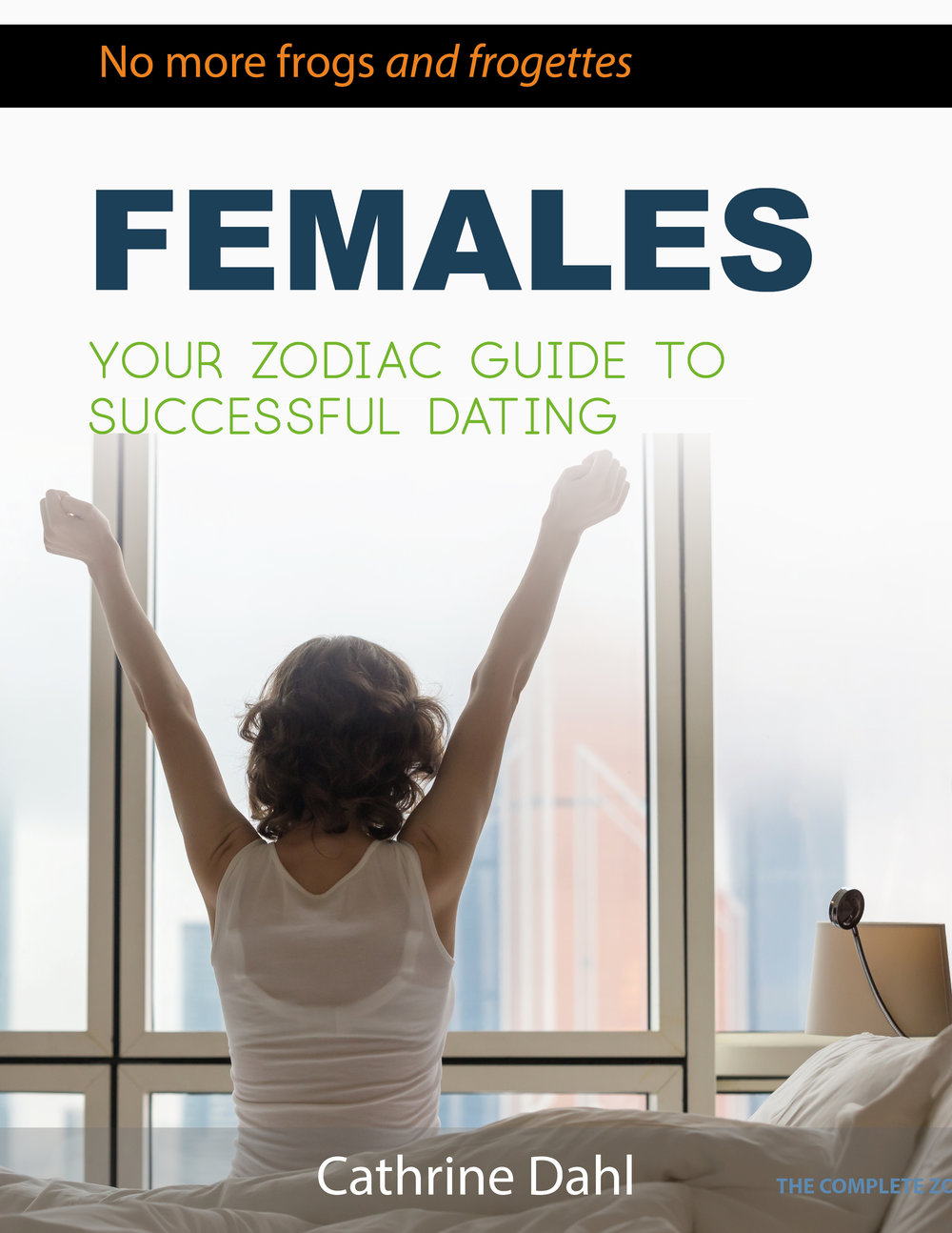 Your Guide to The Females -  Discover the mysteries behind the women in the zodiac and get a head start before going on a date. This complete manual includes all the twelve star signs.Kindle $15.99 | Paperback $ 17.99