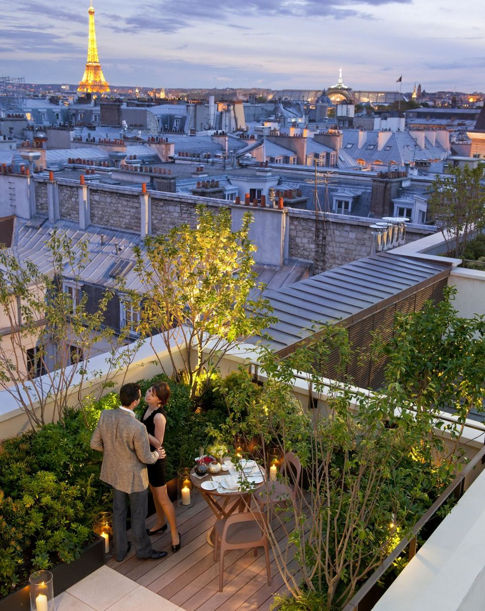 France     - view -