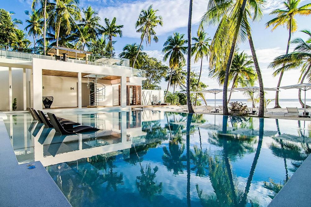 Maldives  - view -