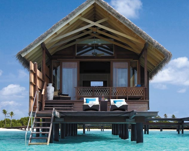 Courtesy Shangri-La's Villingili Resort & Spa, Maldives