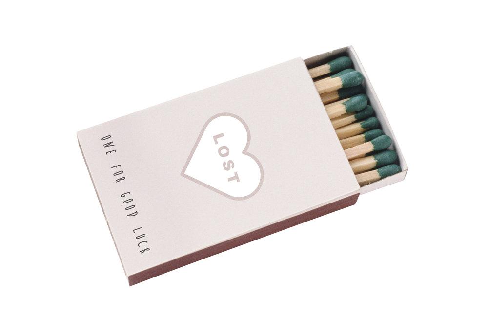 Match Box - A custom match box