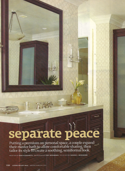 Separate Place Kitchen & Bath Ideas 2009