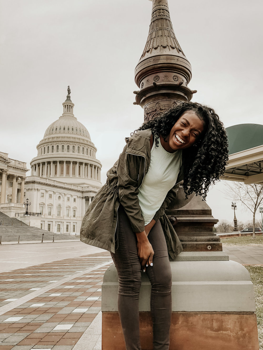 Washington D.C. Capitol Building