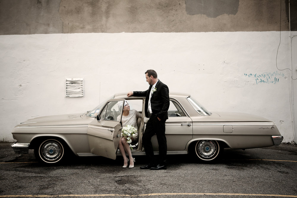 NYC ELOPEMENT: NICOLE & ANTHONY