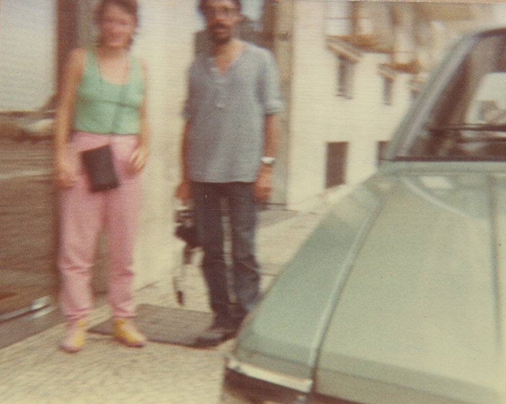 My parents were hip and cool, and took me along many trips around the world before I could even realize how lucky I was. They always encouraged me to take pictures no matter where we went. As you can see, the results were not always stellar.