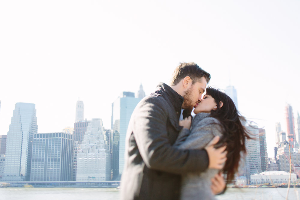 NYC LOVESHOOT: SANDRA & SERGIO