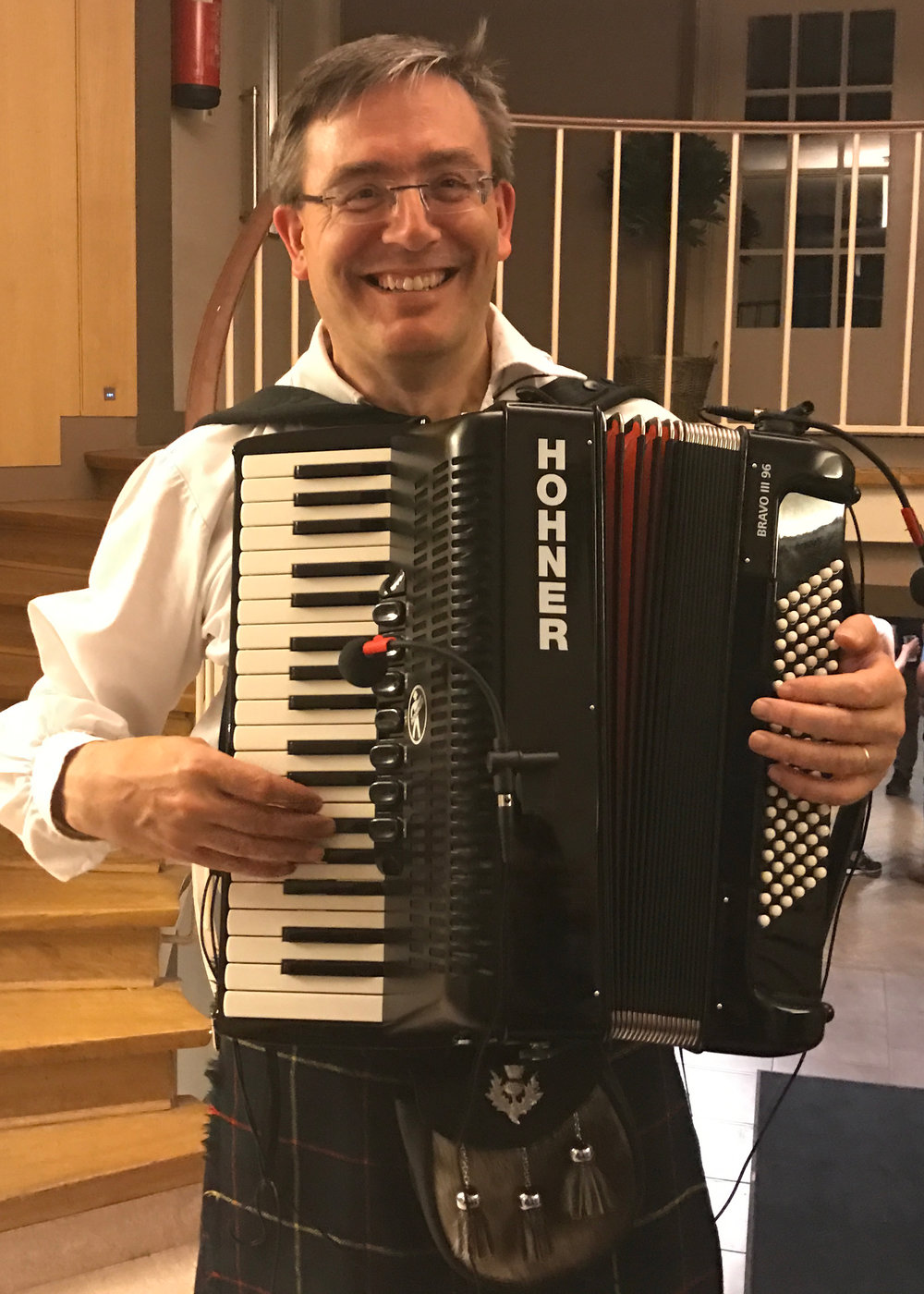 John - Accordion