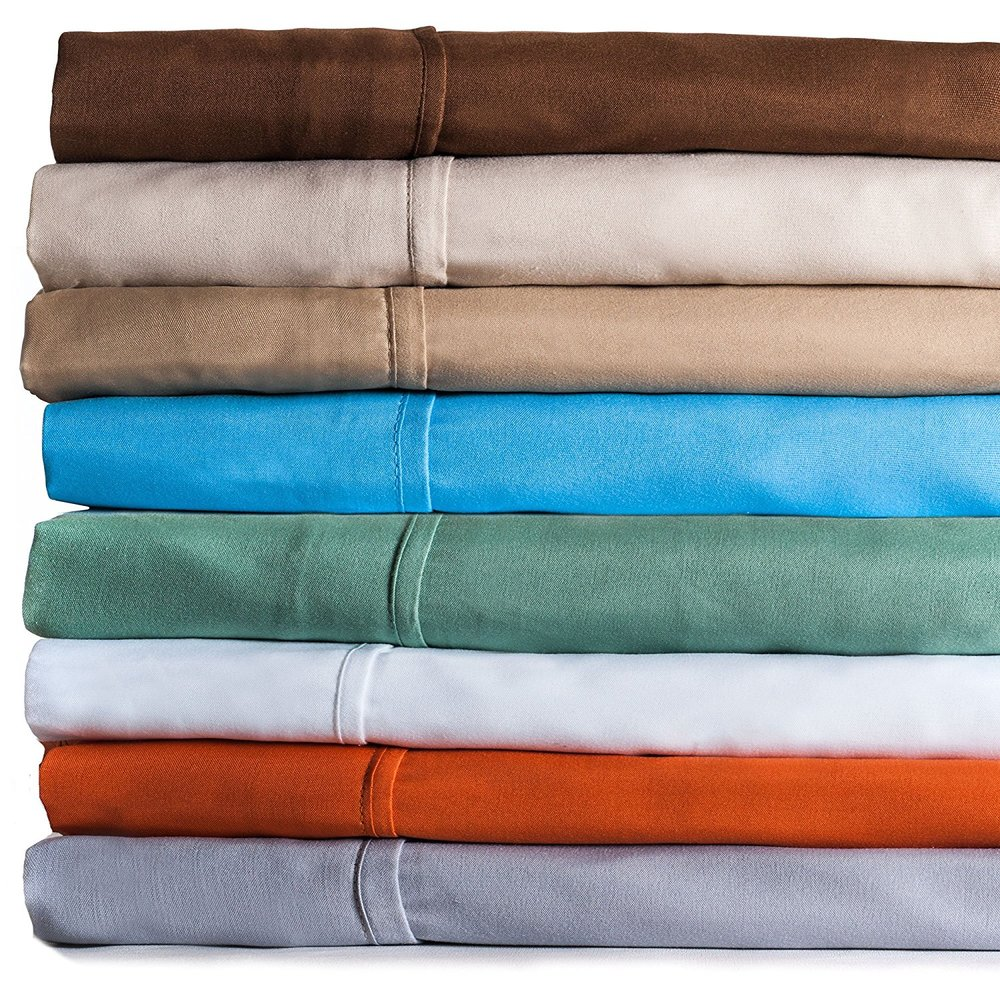 Bedding - Sheet sets, plush blankets, comforters, mattress protectors for 3 bedsApproximate cost break-down:*$36 for 3 sets of sheets (each includes fitted sheet, top sheet, 2 pillow cases)*$39 for all 3 plush blankets*$59 for 3 comforters*$55 for 3 mattress protectorsTotal cost: ~$189