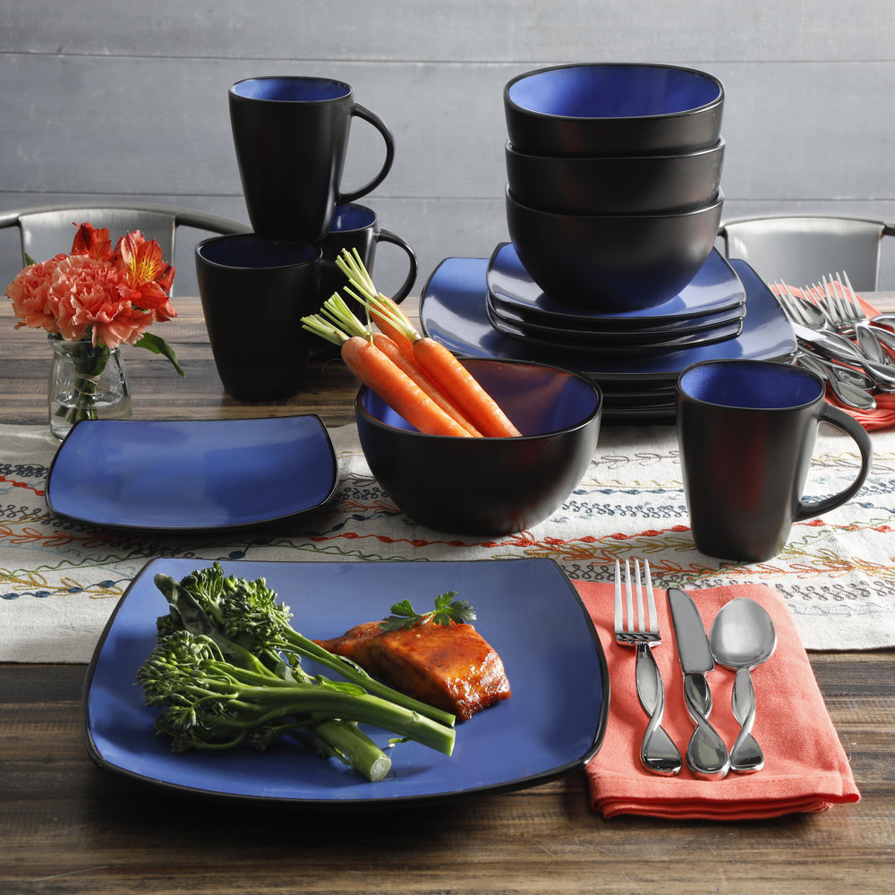 Dishes & Cutlery - Silverware, dish set for adults, dish set for childrenApproximate cost break-down:*$16 for silverware set*$35 for adult dish set (plates, cups, bowls)*$15 for kids' dish set (plates, cups, bowls)Total cost: ~$66