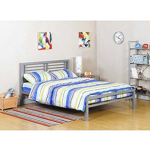 Full-sized Bed - Full mattress, box spring, frame for Camila's mother