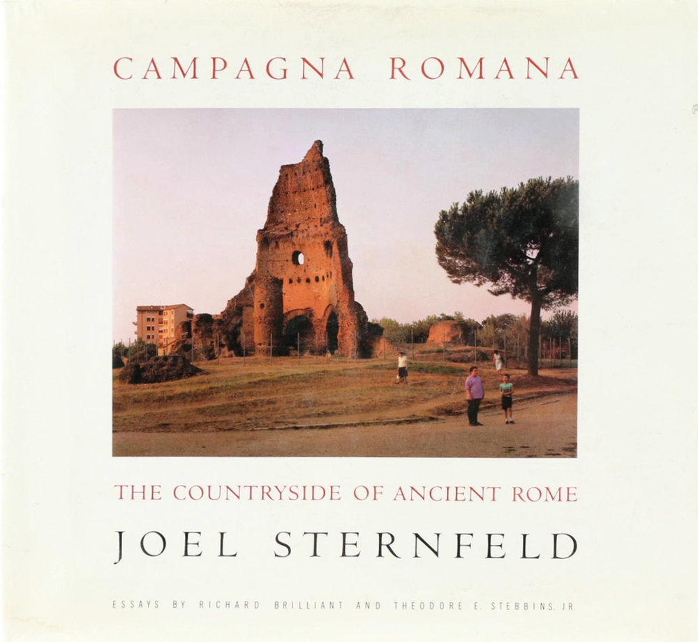 Campagna Romana The Countryside Of Ancient Rome  Joel Sternfeld