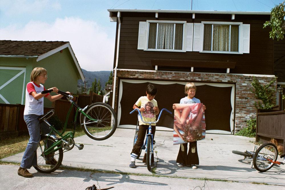 California, (#4), 1977