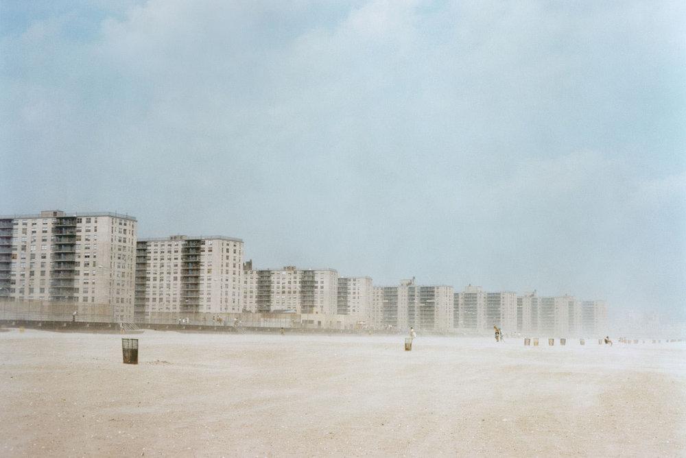 Rockaway Beach, New York City, (#2), August 1975