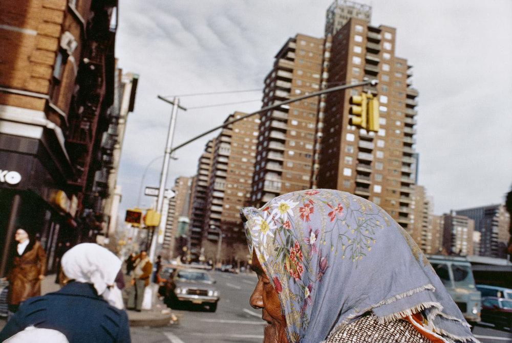 New York City, (#16), 1976