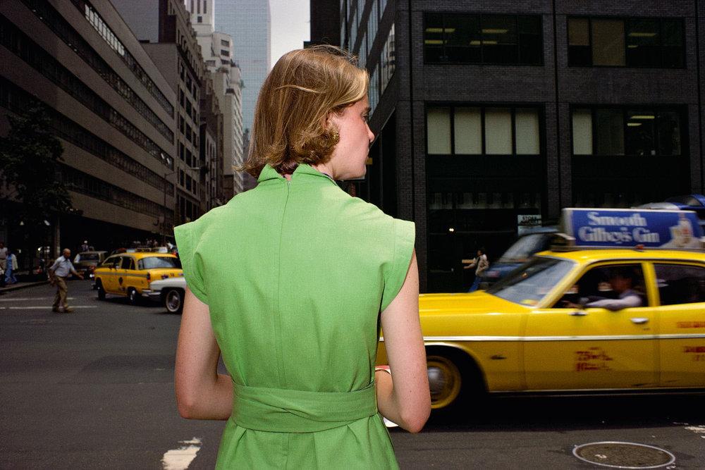 New York City, (#1), 1976