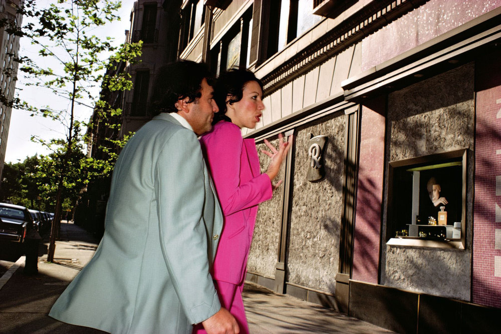 New York City, (#2), 1976
