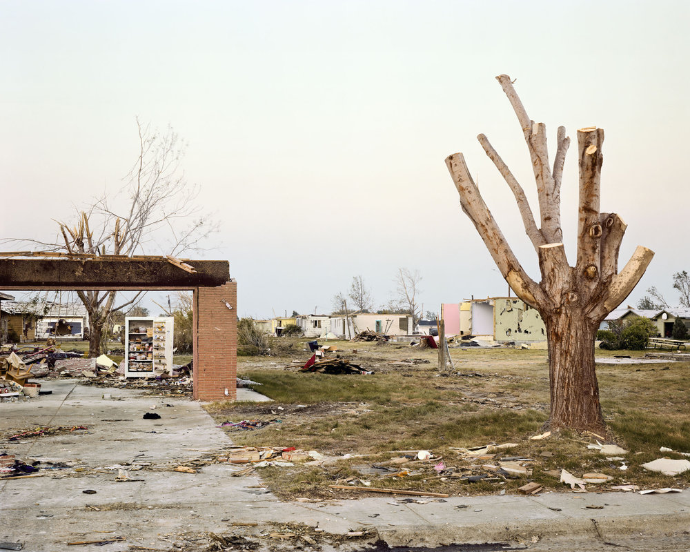 After a Tornado, Grande Isle, Nebraska, June 1980