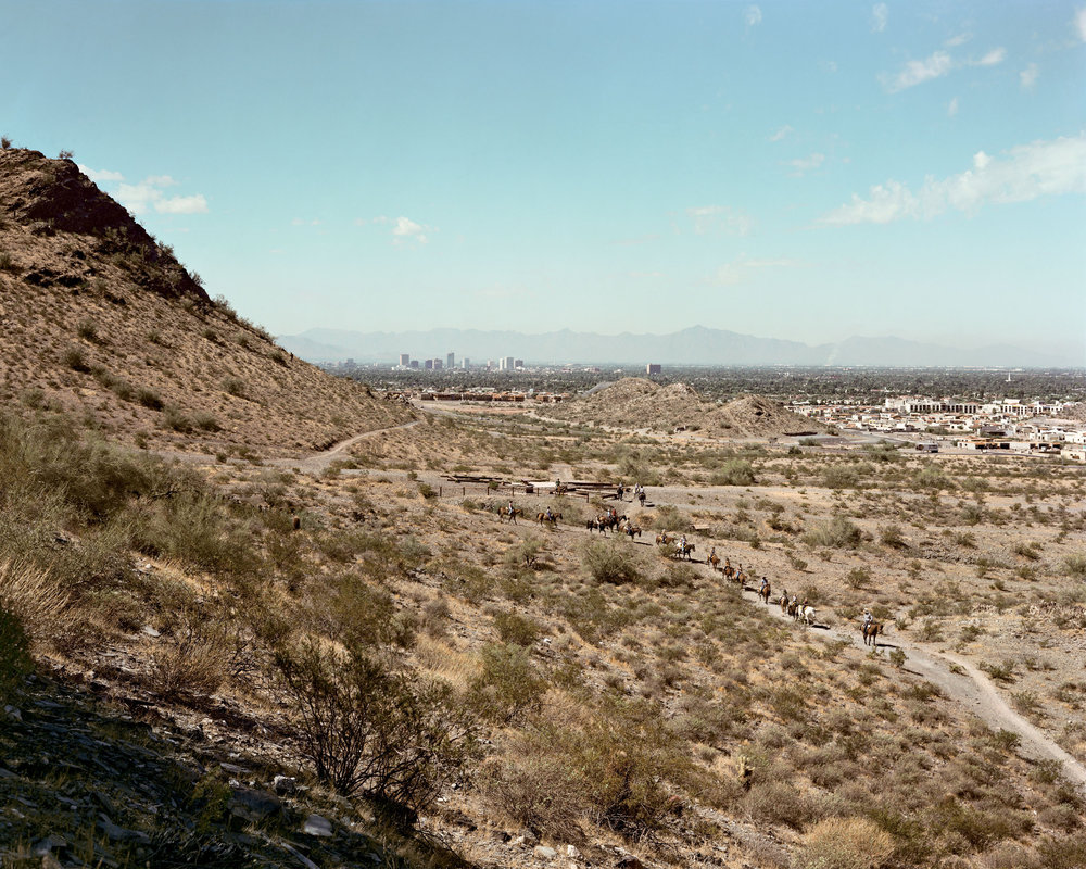 Phoneix, Arizona, August 1979