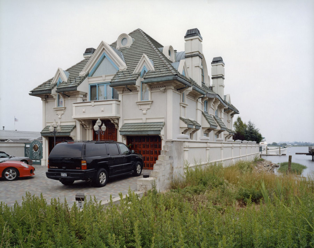 House on Jamaica Bay , Broad Channel, Queens , September 2004