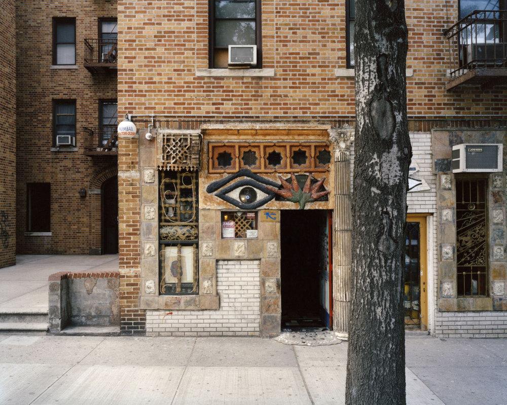 Mombar's Restaurant, 2522 Steinway Street, Astoria, Queens, June 2004